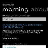 Download Sleep Timer Cell Phone Software